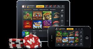 iPad online casino's
