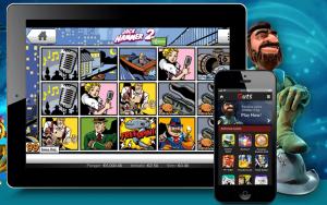 iPad Gokkasten